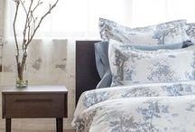 the healthy bedroom / Design your Healthy Home with organic bedding.