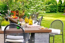 outdoor living + entertaining / by Bambeco