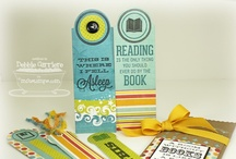 Book mark duo / by Carrie Lin