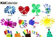 Calendar Learning / by Sandy & Diana Hellard-Jessup