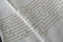 Quilting, Sashiko / by Cindy Welsh