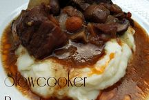 Slow cooker / by Valerie Tessitore