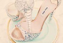 ~ Wedding Shoes ~ / Wedding Shoe inspiration - Heels, pumps, flats, sandals