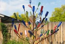 Gardening: Outdoor Decor. / by Laurie Feeney