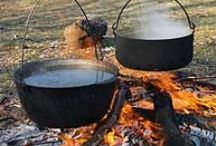 Camping / Scouts: LET'S EAT ! / by Laurie Feeney