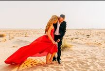 ~ Engagement Shoots ~ / Gorgeous images of pre-wedding & engagement shoots across the UAE & beyond.