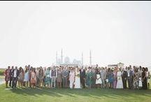 ~ Real Abu Dhabi Weddings ~ / A collection of the prettiest real weddings in Abu Dhabi <3