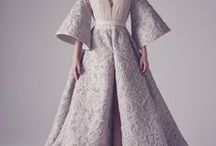 ASHI  STUDIO - OUTSTANDING / MOHAMMAD ASHI . SYRIAN FASHION DESIGNER, WRAPS HIS WOMEN IN BREATH TAKING GLAMOUR AND ELEGANCE. / by Missy Rose