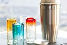 bar necessities / Sustainable barware and our best in entertaining.
