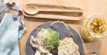 Earth to Table: Essential Cooking Tools any Chef / From cooking prep to presentation, bring nontoxic and natural materials to your kitchen with earth to table cooking tools from Bambeco.