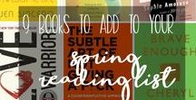 Books Worth Reading / On a mission to read more? Find great books to read on your own or with your book club!