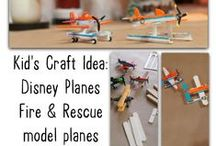 Kid Stuff / Inspiring ideas for kid's crafts, homeschooling and learning, creative play, and all things childhood!