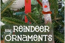 Holidays - Christmas / Your source for wonderful (and easy!) Christmas crafts and home decor items.