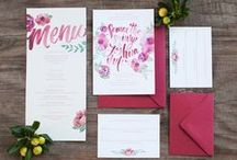 Invitations and Paper / Wedding invitations / by Every Last Detail®