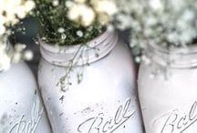 Country Chic Weddings / Country chic, outdoor wedding ideas. From floral and reception, to bridesmaid dresses and wedding invitations!