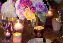 Wedding Accents & Details / We've pinned a collection of decorative accents and design inspiration for your wedding ceremony & reception.