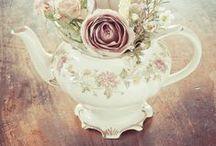 Vintage Wedding / vintage, antique, victorian wedding ideas