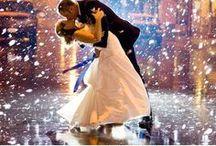 Winter Wonderland Wedding / Ideas & inspiration for winter weddings.