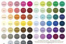 Wedding Color Theme / Palettes / wedding color theme ideas
