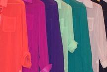 Clothing Styles / by Diana Alvarado Báez
