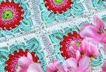 crochet ideas / by Diny Sprakel