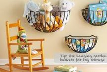 Cute Kids Room Decor / Collections of cute decor & organization how-to for kids room / by Kiddieo Mall