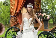Bohemian Wedding Ideas / Bohemian wedding inspiration including boho wedding dresses and gorgeous bohemian style flowers and decorations. / by Your Wedding Company