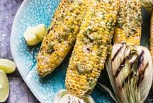 Great Grilling Ideas | MissHomemade.com / grilled chicken recipes, bbq chicken, grilled steak, grilled fruit, grilled sandwich recipes, grilled fish recipes, grilled tri tip, beer can chicken, grilled chicken burgers, grilled turkey burgers, grilled burger recipes, grilled pork chops, grilled vegetables, baby back ribs recipe, grilled rib eye, grilled appetizer recipes, grilled pork rib recipes, grilled beef ribs, grilled peaches, grilled pineapple, grilled onions, grilled desserts, grilled salmon recipes, kabobs recipe, grilled bacon