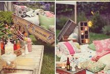 party inspiration / I love to entertain and am always looking for ideas to make things pretty.