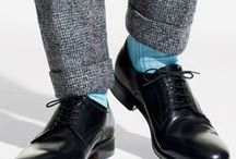 Style for Men / Apparel and accessories for men.  / by Erica Sebeok