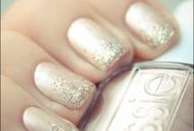 Wedding Day Nails / A collection of beautiful designs for your wedding day nails.