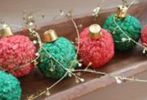 Christmas / Party ideas (food and crafts) for Christmas time / by Lindsey Morgan