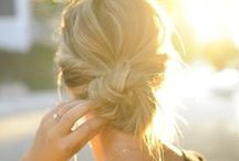 hairstyles / by Laura Gaffke