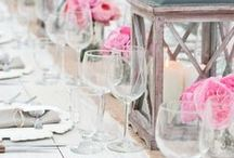 Table Settings / by ~ Annette ~
