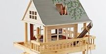 Toys - Dollhouses