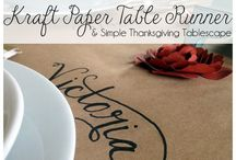Holidays - Thanksgiving / Celebrate Thanksgiving with these great recipes, crafts, and home decor ideas.