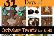 Holidays - Halloween / Spooky and fun! This board is full of great crafts, recipes, and decorations to bring a bit of spooky fun to your Halloween!