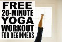 Yoga / Yoga poses, postures, sequences.