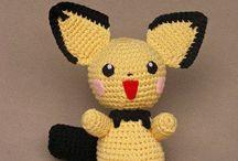 Stuffies/toys / by Patti Grimoldby