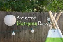 Party Planning - Outdoor Gatherings / Party! Party! Party! Here's the board you've been looking for full of tips to create an amazing outdoor gathering this spring and summer!