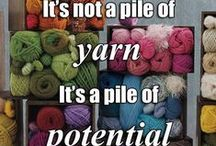 Knitting and Yarns / Knitting projects, techniques, ideas, and art. Yarns I love. / by Debi Darby Rose