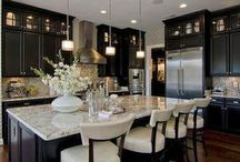 Kitchens, dining & living