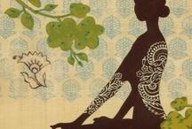 Yoga / by Afrobaby Grassals