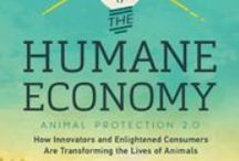 Humane Bookshelf / Expanding your humane lifestyle to your bookshelf? Look no further! / by The Humane Society of the United States