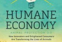 Humane Bookshelf / Expanding your humane lifestyle to your bookshelf? Look no further!