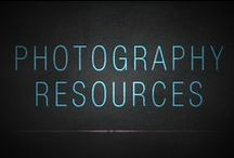 Photography resources  / Useful photography tips, tricks and resources.