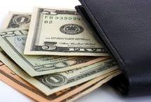 Money Saving Tips / by Tammy Marshall