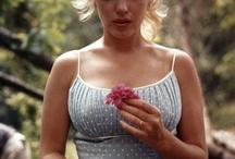 Marilyn Monroe / by Quinna Slater