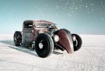 Salt Flat Racing vehicles / by Motor'n TV