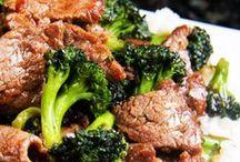 Food - Main Beef, Pork, Lamb